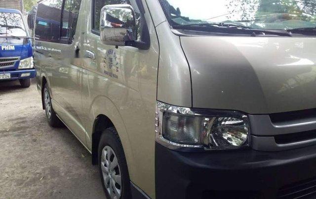 Cần bán xe Toyota Hiace năm 2008, giá 250 triệu1