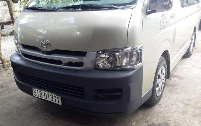 Cần bán xe Toyota Hiace năm 2008, giá 250 triệu0