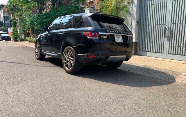 Chính chủ cần bán xe LandRover Range Rover Sport HSE 7 chỗ- đời 2018, SX 2017, màu đen, bảo hành, bảo dưỡng, bảo hiểm0