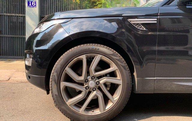 Chính chủ cần bán xe LandRover Range Rover Sport HSE 7 chỗ- đời 2018, SX 2017, màu đen, bảo hành, bảo dưỡng, bảo hiểm2