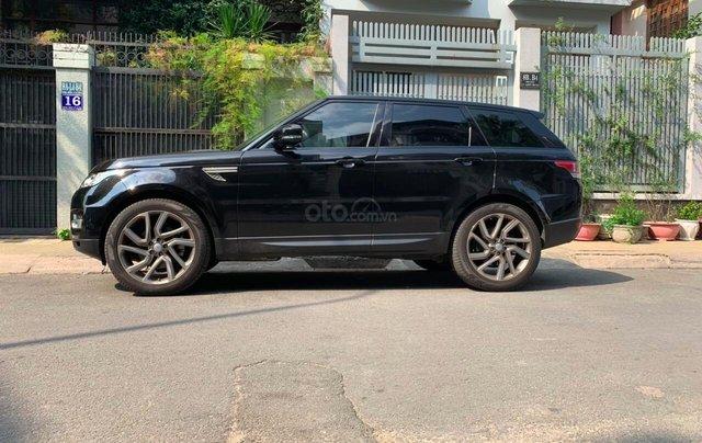 Chính chủ cần bán xe LandRover Range Rover Sport HSE 7 chỗ- đời 2018, SX 2017, màu đen, bảo hành, bảo dưỡng, bảo hiểm3