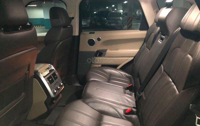 Chính chủ cần bán xe LandRover Range Rover Sport HSE 7 chỗ- đời 2018, SX 2017, màu đen, bảo hành, bảo dưỡng, bảo hiểm7