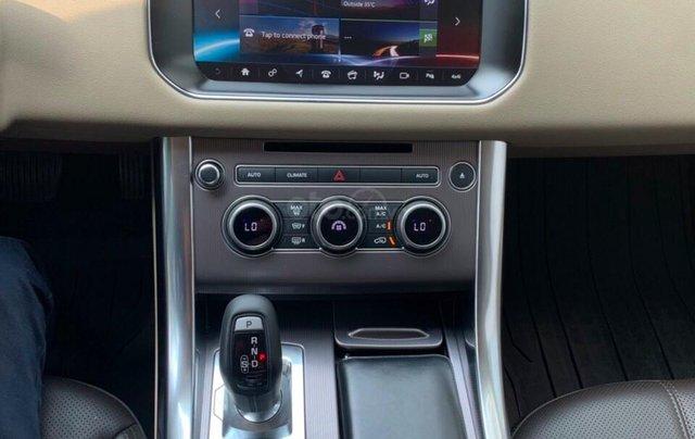 Chính chủ cần bán xe LandRover Range Rover Sport HSE 7 chỗ- đời 2018, SX 2017, màu đen, bảo hành, bảo dưỡng, bảo hiểm8