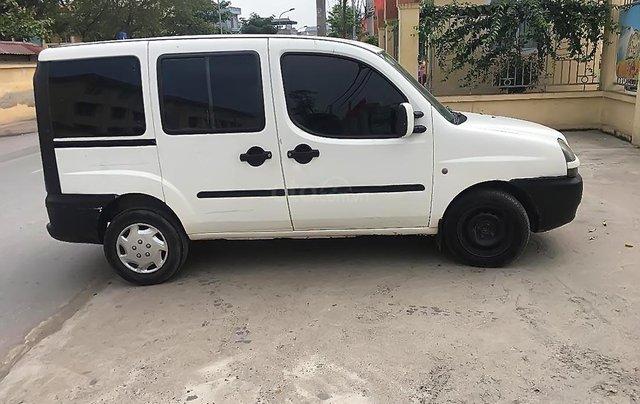 Cần bán Fiat Doblo 2004, màu trắng, xe nhập, xe gia đình 0