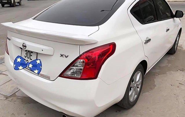 Bán Nissan Sunny XV (tự động) sản xuất cuối 2016, màu trắng, xe mới đi 3,8 vạn km3