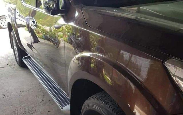 Cần bán Nissan Navara EL Premium R sản xuất 2017, màu nâu, xe nhập 0