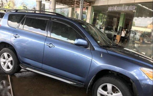 Cần bán gấp Toyota RAV4 sản xuất 2008, nhập khẩu nguyên chiếc xe gia đình, 455tr3