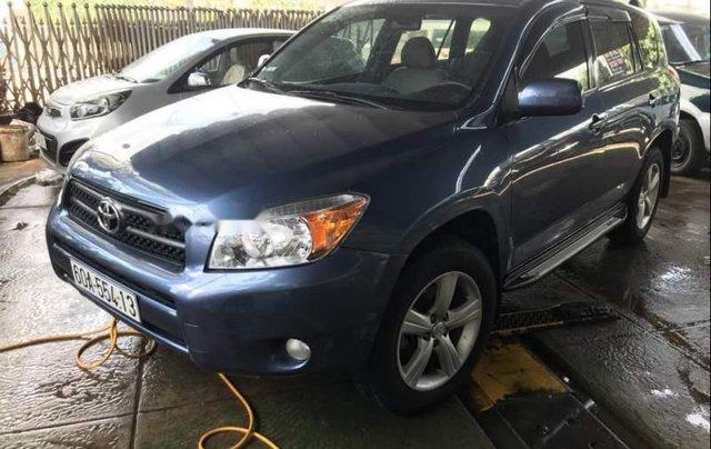 Cần bán gấp Toyota RAV4 sản xuất 2008, nhập khẩu nguyên chiếc xe gia đình, 455tr0