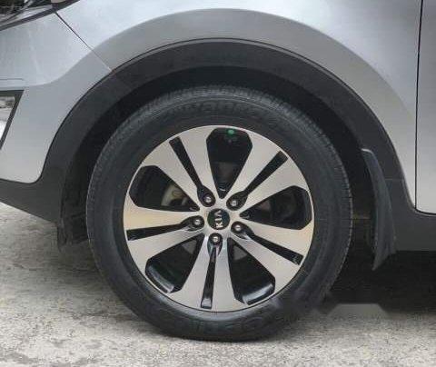 Bán Kia Sportage năm 2011, màu bạc, xe nhập, 600tr4
