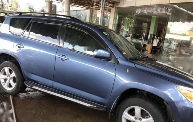 Cần bán gấp Toyota RAV4 sản xuất 2008, nhập khẩu nguyên chiếc xe gia đình, 455tr2