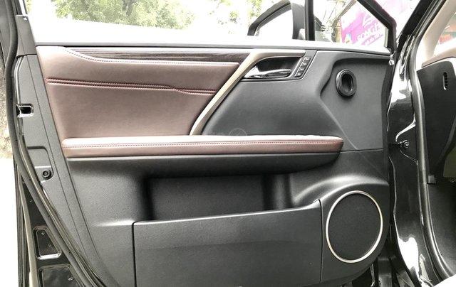 Bán Lexus RX R350L 2018, màu đen, 6 chỗ và 7 chỗ, nhập khẩu Mỹ - Mr Huân 0981.0101.618