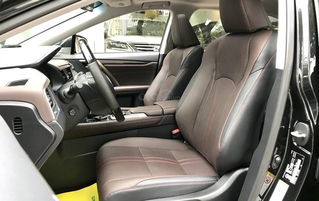 Bán Lexus RX R350L 2018, màu đen, 6 chỗ và 7 chỗ, nhập khẩu Mỹ - Mr Huân 0981.0101.6118