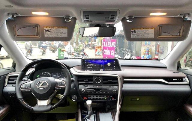 Bán Lexus RX R350L 2018, màu đen, 6 chỗ và 7 chỗ, nhập khẩu Mỹ - Mr Huân 0981.0101.6122