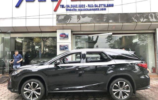 Bán Lexus RX R350L 2018, màu đen, 6 chỗ và 7 chỗ, nhập khẩu Mỹ - Mr Huân 0981.0101.611