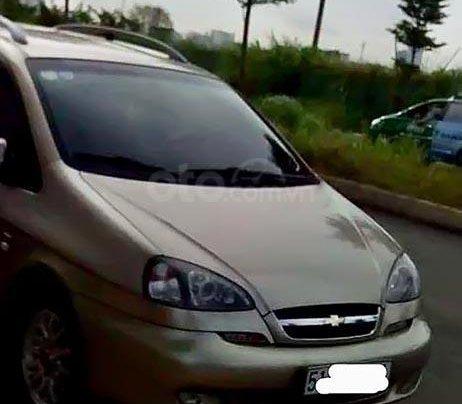 Bán Chevrolet Vivant sản xuất 2008, màu nâu, số sàn0