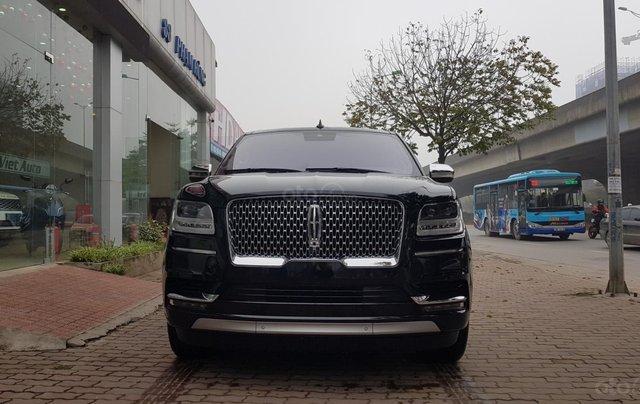Bán ô tô Lincoln Navigator L Black Label sản xuất 2019, màu đen, nhập khẩu mới 100%1