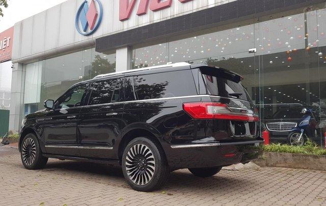 Bán ô tô Lincoln Navigator L Black Label sản xuất 2019, màu đen, nhập khẩu mới 100%4