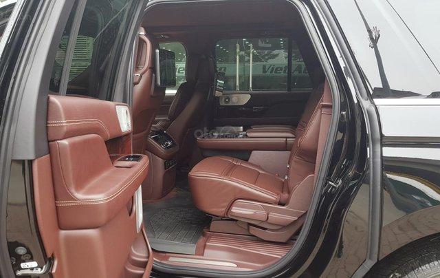 Bán ô tô Lincoln Navigator L Black Label sản xuất 2019, màu đen, nhập khẩu mới 100%10