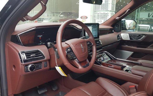 Bán ô tô Lincoln Navigator L Black Label sản xuất 2019, màu đen, nhập khẩu mới 100%9