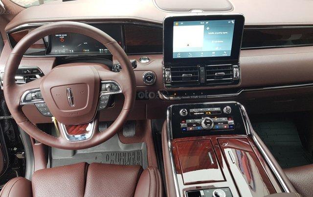Bán ô tô Lincoln Navigator L Black Label sản xuất 2019, màu đen, nhập khẩu mới 100%13