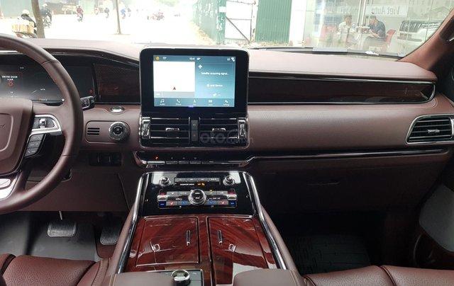 Bán ô tô Lincoln Navigator L Black Label sản xuất 2019, màu đen, nhập khẩu mới 100%14