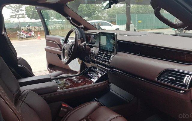 Bán ô tô Lincoln Navigator L Black Label sản xuất 2019, màu đen, nhập khẩu mới 100%15