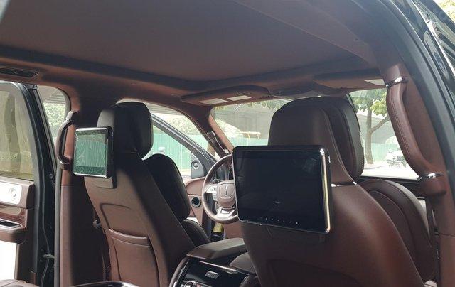 Bán ô tô Lincoln Navigator L Black Label sản xuất 2019, màu đen, nhập khẩu mới 100%20