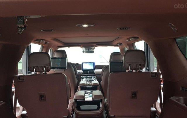 Bán ô tô Lincoln Navigator L Black Label sản xuất 2019, màu đen, nhập khẩu mới 100%22