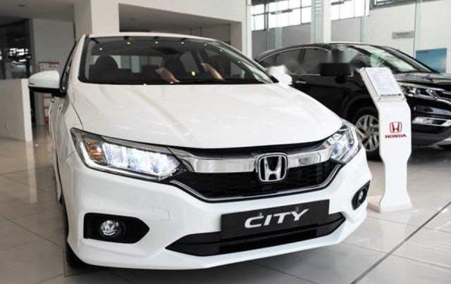 Bán Honda City đời 2019, màu trắng4