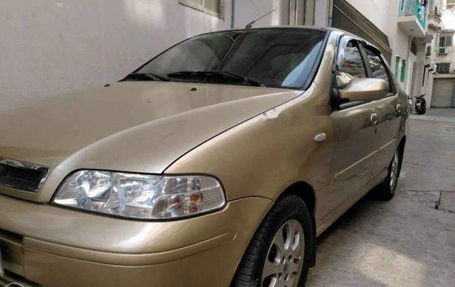 Cần bán lại xe Fiat Albea năm 2007, màu vàng chính chủ, giá 270tr2