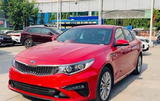 Bán ô tô Kia Optima sản xuất 2019, màu đỏ0