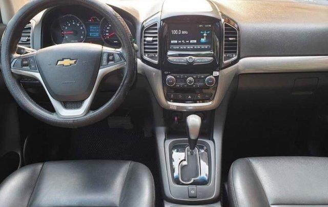 Cần bán gấp Chevrolet Captiva LTZ sản xuất 2017, màu trắng3