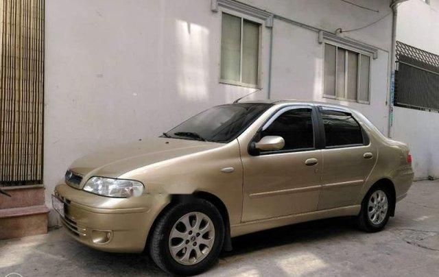 Cần bán lại xe Fiat Albea năm 2007, màu vàng chính chủ, giá 270tr0