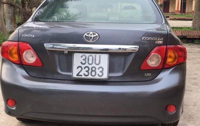 Bán xe Toyota Corolla 1.6 XLI đời 2008, nhập khẩu Nhật Bản0