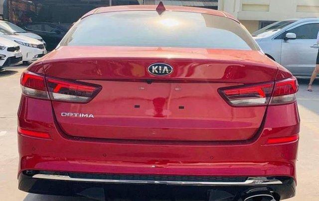 Bán ô tô Kia Optima sản xuất 2019, màu đỏ1