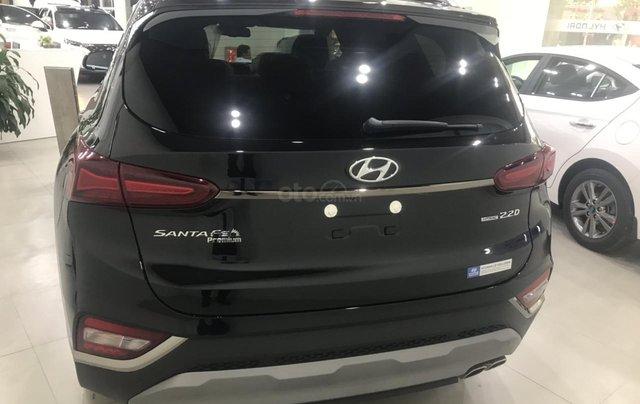Hyundai Santa Fe 2019 bản Premium máy dầu - xe giao ngay - nhiều ưu đãi - 09199299234