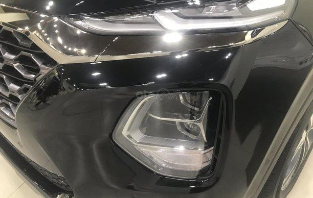 Hyundai Santa Fe 2019 bản Premium máy dầu - xe giao ngay - nhiều ưu đãi - 09199299235