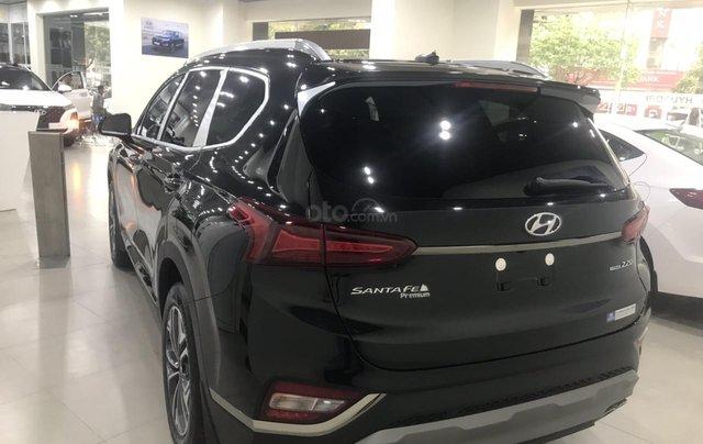 Hyundai Santa Fe 2019 bản Premium máy dầu - xe giao ngay - nhiều ưu đãi - 09199299237