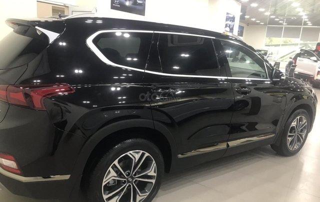 Hyundai Santa Fe 2019 bản Premium máy dầu - xe giao ngay - nhiều ưu đãi - 09199299232