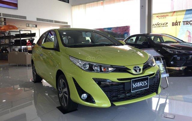 Toyota Yaris 1.5 CVT nhập Thái - Giảm giá tháng 60