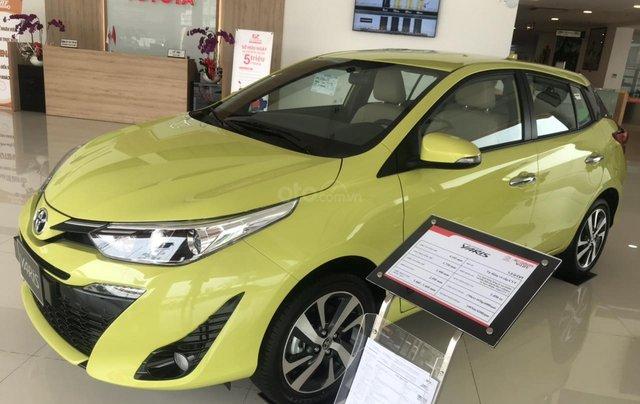 Toyota Yaris 1.5 CVT nhập Thái - Giảm giá tháng 61