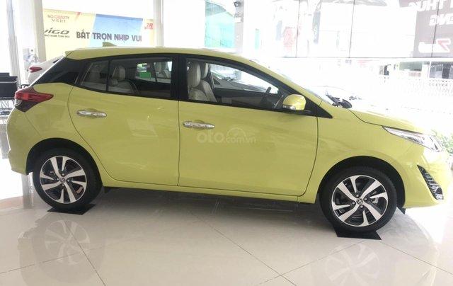 Toyota Yaris 1.5 CVT nhập Thái - Giảm giá tháng 62
