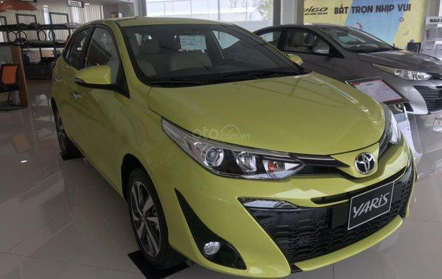 Toyota Yaris 1.5 CVT nhập Thái - Giảm giá tháng 63