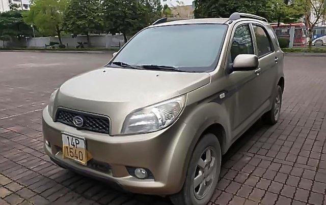 Bán xe Daihatsu Terios năm sản xuất 2007, xe nhập xe gia đình0