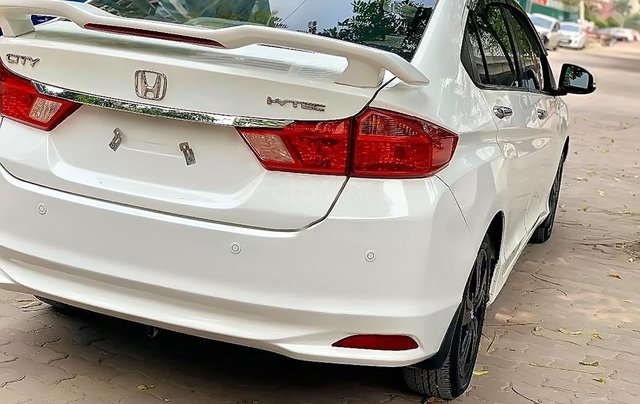 Cần bán Honda City đời 2017, màu trắng1