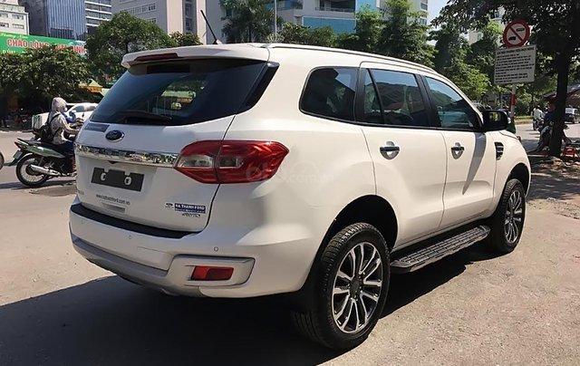 Cần bán xe Ford Everest Titanium 4WD năm 2019, màu trắng2