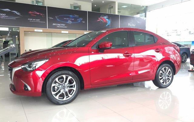 Mazda Hà Đông bán xe Mazda 2 bản cao cấp giá tốt, liên hệ: 09446017855