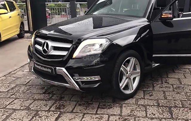 Cần bán gấp Mercedes 2012, màu đen, nhập khẩu nguyên chiếc 1