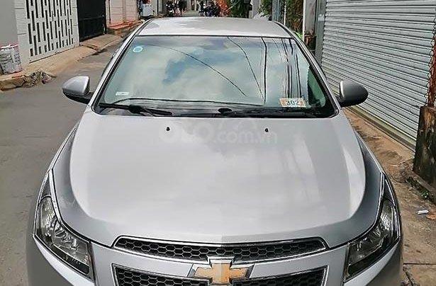 Bán Chevrolet Cruze LS năm sản xuất 2011, màu bạc0