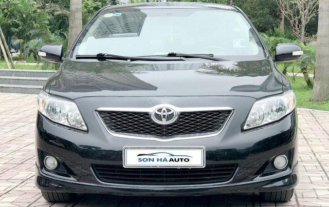 Bán xe Toyota Corolla Altis 2.0V đời 2010 - LH: 0933.68.19720